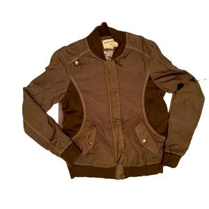 Marrakech for Anthropologie bomber jacket Size XS